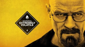 Warning – Extremely volatile – Breaking Bad Wallpaper