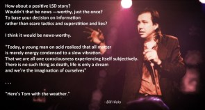 a positive LSD story
