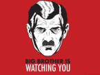 big brotther is watching you