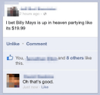 billy mays in heaven