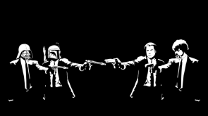 bobba fett vs pulp fiction brothers