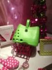 croc purse