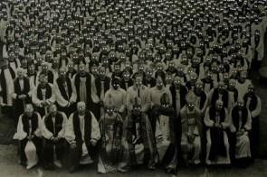 demonic clergy