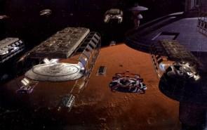 federation space docks