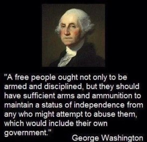 free people – george washington quote