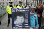 if you take away my entitlements – can you take away my autisim
