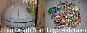 lego death star – lego alderaan