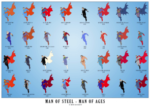 man of steel – man of ages