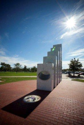 memorial day sun light