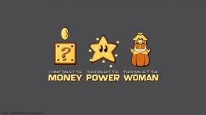 money power woman