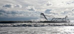ocean rollar coaster