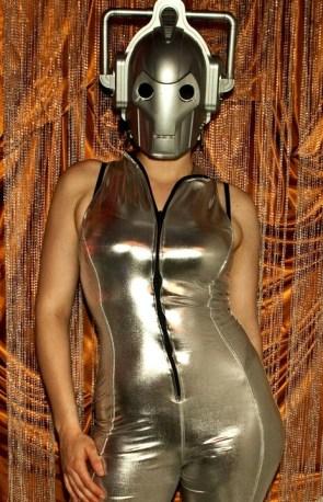 rachael grac – cyberwoman