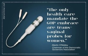 transvaginal GOP health mandate