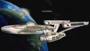 uss enterprise A cut away – star trek