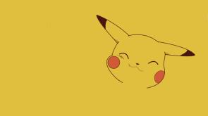 yellow pikachu