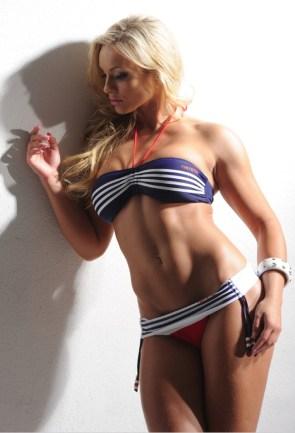 strip bikini