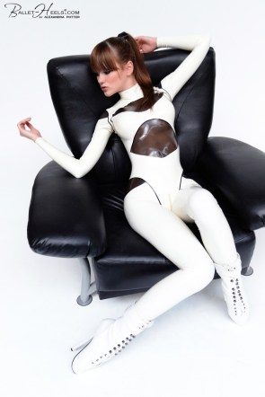 White latex