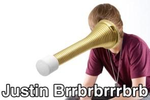 Justin Brrbrbrrrbrb