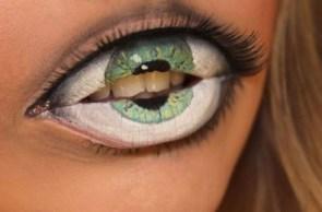 eye mouth