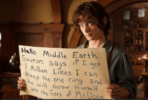 hello middle earth