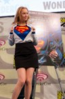 molly quinn is supergirl