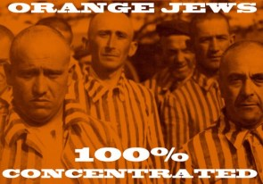 orange jews 100 percent concentrated