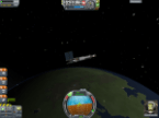 Putting a satellite in orbit