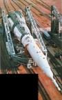Soyuz on ground