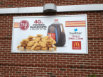 40 pc Chicken mcNuggets and Gallon of Tea