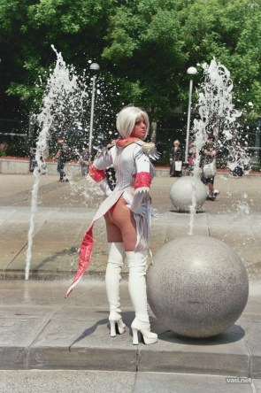 Awesome Cosplay ass