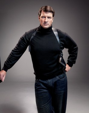 Dead Sexy Nathan Fillion