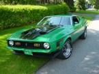Green Mustang