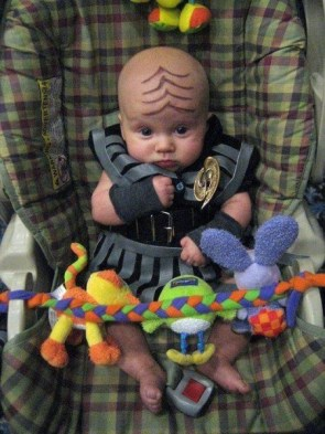 Klingon Baby
