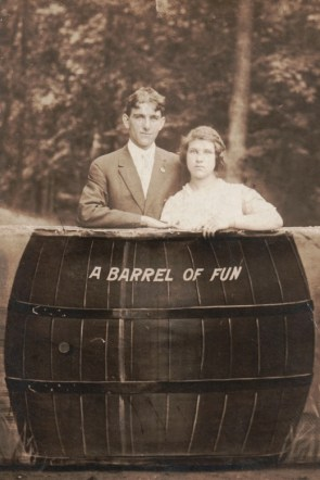 a barrel of fun