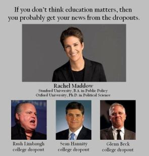 education matters on tv