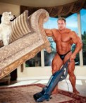 muscular cleaning services