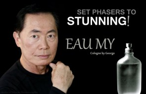 set phasers to stunning – Eau My