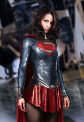 supergirl movie concept art