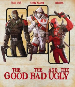 the good, the bad the ugly