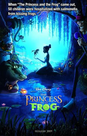 the princes and the frog
