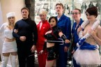 Archer Cosplayers