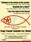 Obama's new communist drugie religion