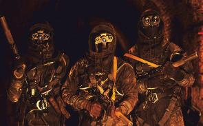 Members of the French Special Forces (SNIO)-(Offensive Nautical Intervention Section)