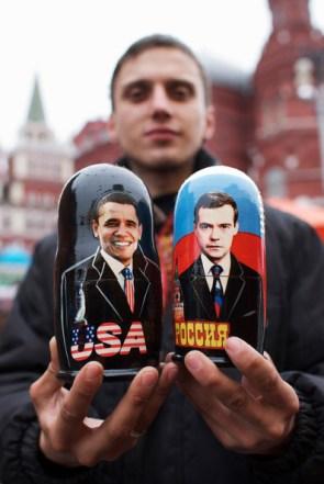 Obama=Putin