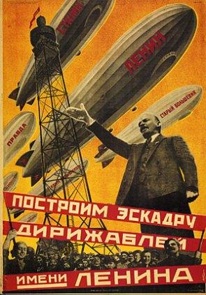 soviet blimps