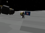 My first successful manned mun landing