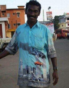 911 shirt