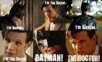 Batman vs the Doctor