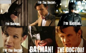 Batman vs the Doctor