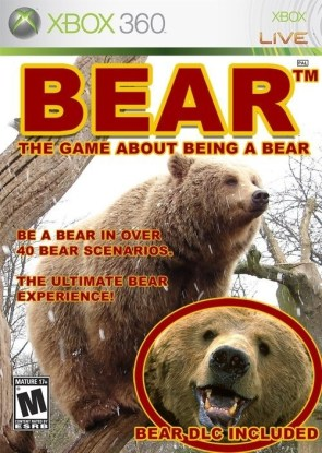 Bear – the game about being a bear